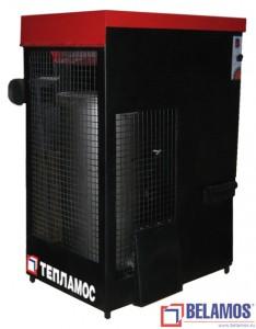 Печь на отработке T603