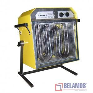 Электрический тепловентилятор Бычок ТВ 12