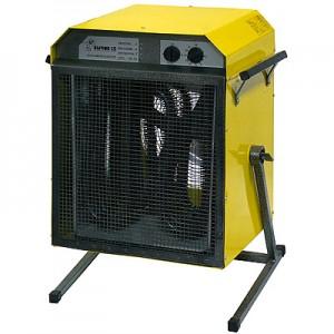 Электрический тепло вентилятор ТВ Бычок 15